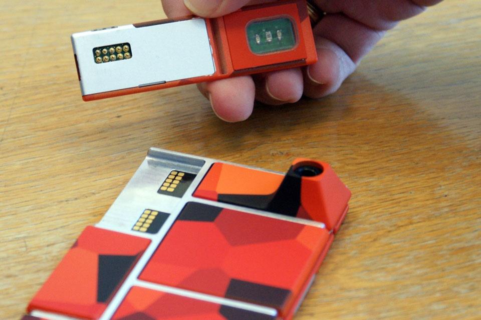 Imagem de Toshiba apresenta primeira câmera modular para smartphones do Project Ara no site TecMundo