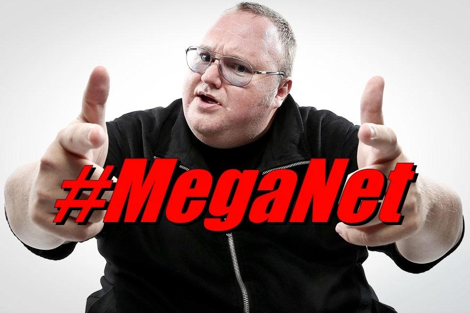 Imagem de MegaNet: Kim Dotcom planeja inaugurar a sua própria internet no site TecMundo