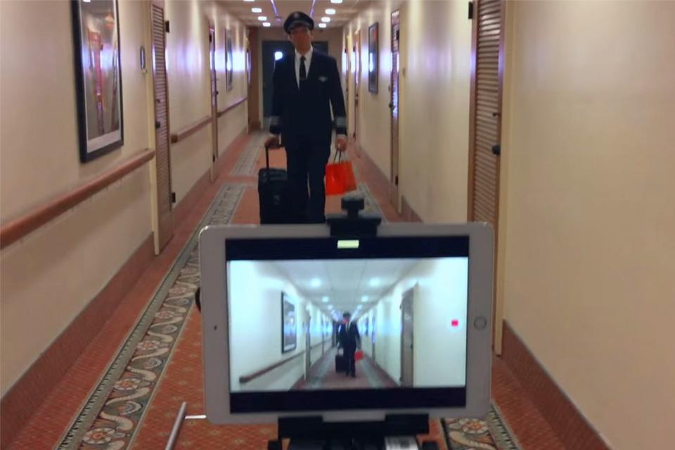 Imagem de Comercial da Apple no intervalo do Oscar 2015 foi filmado com um iPad Air 2 no site TecMundo