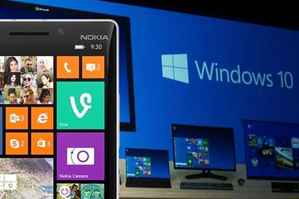 Imagem de Windows 10: como voltar seu smartphone Lumia para a versão 8.1 do sistema no site TecMundo