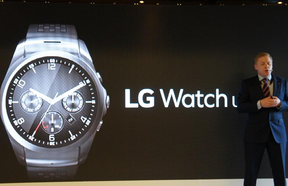 Imagem de MWC 2015: O novo LG Watch Urbane não parece um smartwatch e isso é bom no site TecMundo