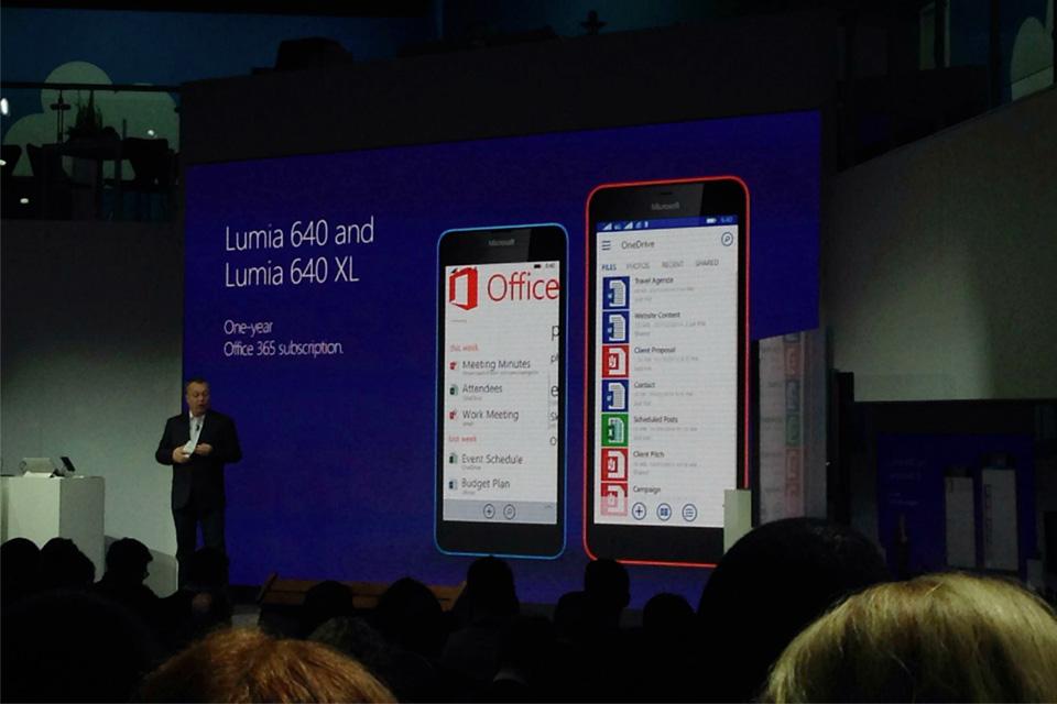 Imagem de Microsoft confirma lançamento do Lumia 640 e do Lumia 640 XL no site TecMundo