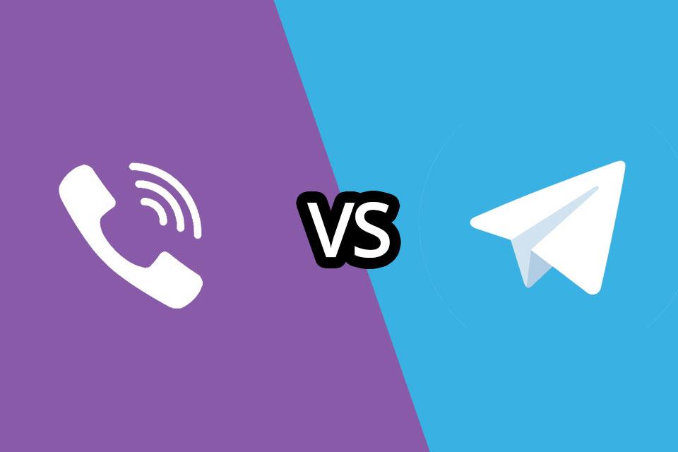 Imagem de Treta: Viber e Telegram se engalfinham no Twitter no site TecMundo