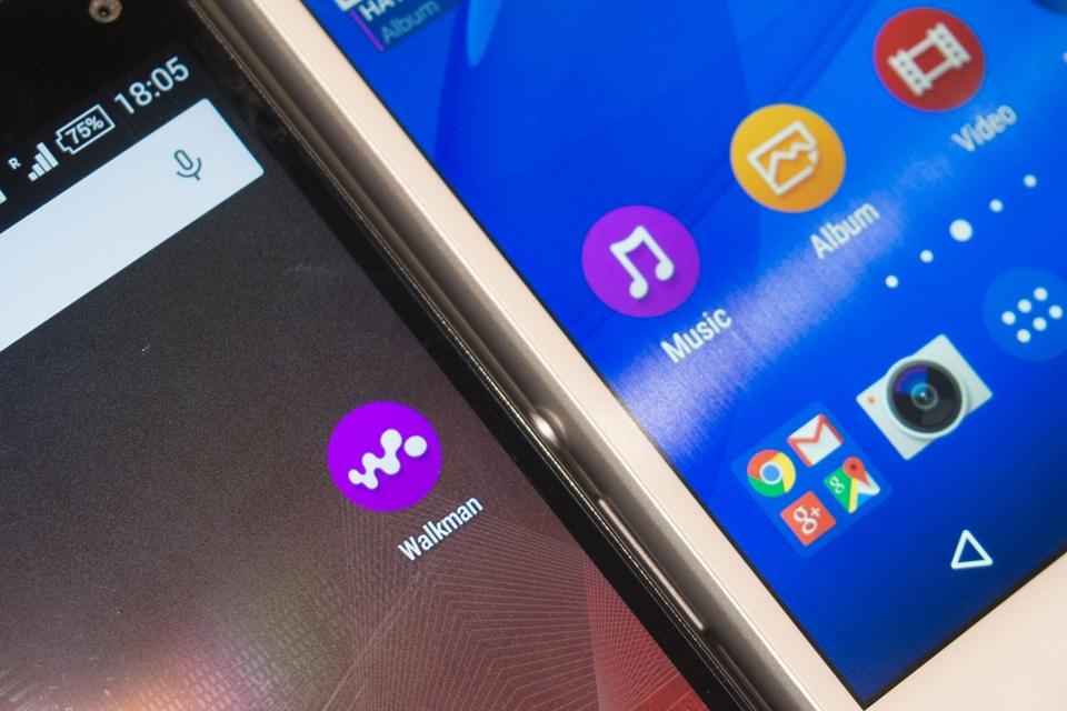 Imagem de Sony abandona marca Walkman no app musical de seus aparelhos com Lollipop no site TecMundo