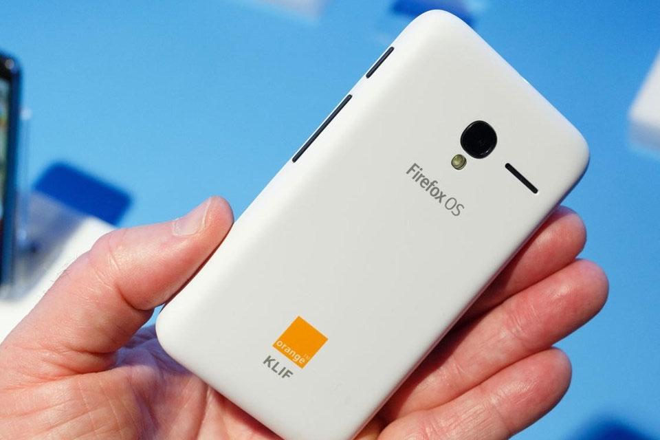 Imagem de Alcatel quer democratizar acesso à web com seu novo celular, o Orange Klif no site TecMundo