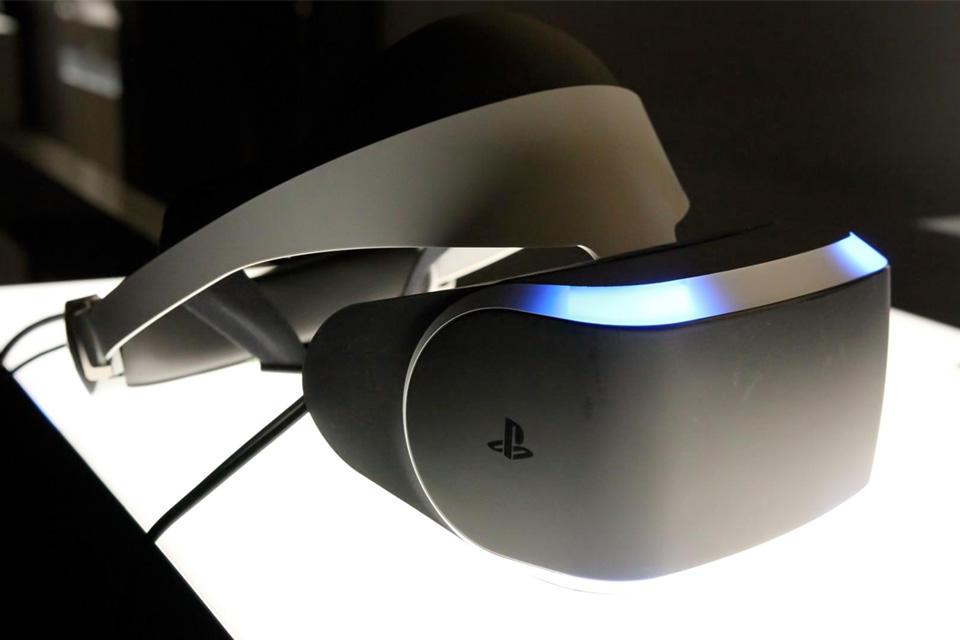 Imagem de Sony confirma Project Morpheus para o primeiro semestre de 2016 no site TecMundo