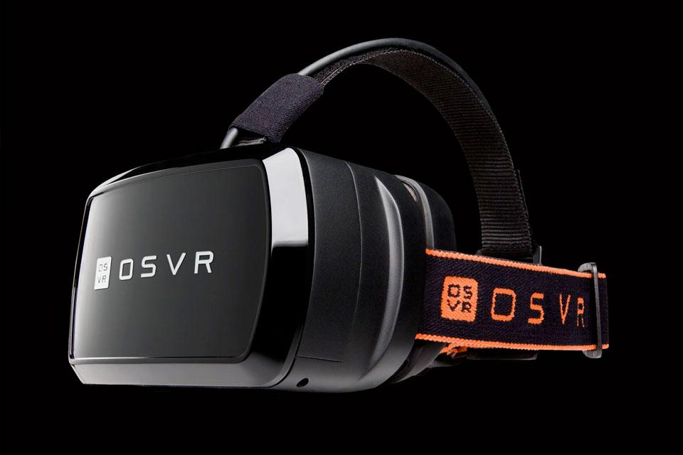 Imagem de OSVR quer unificar o padrão de dispositivos de realidade virtual no site TecMundo