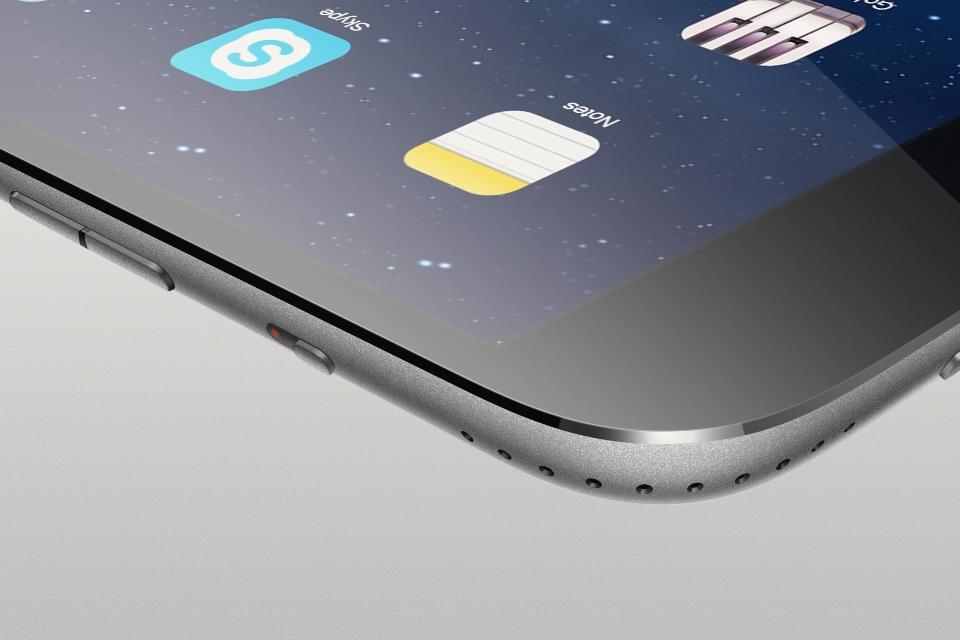 Imagem de iPad Pro terá teclado opcional, USB 3.0 e sistema rápido de recarga [rumor] no site TecMundo