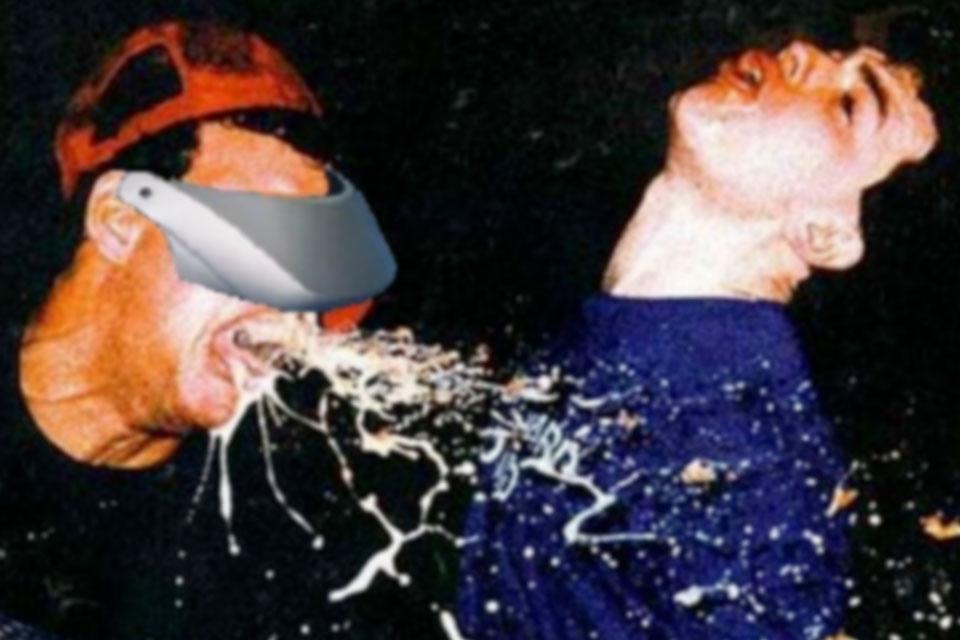 Imagem de Sem solução? Problemas de náusea com realidade virtual persistem no site TecMundo