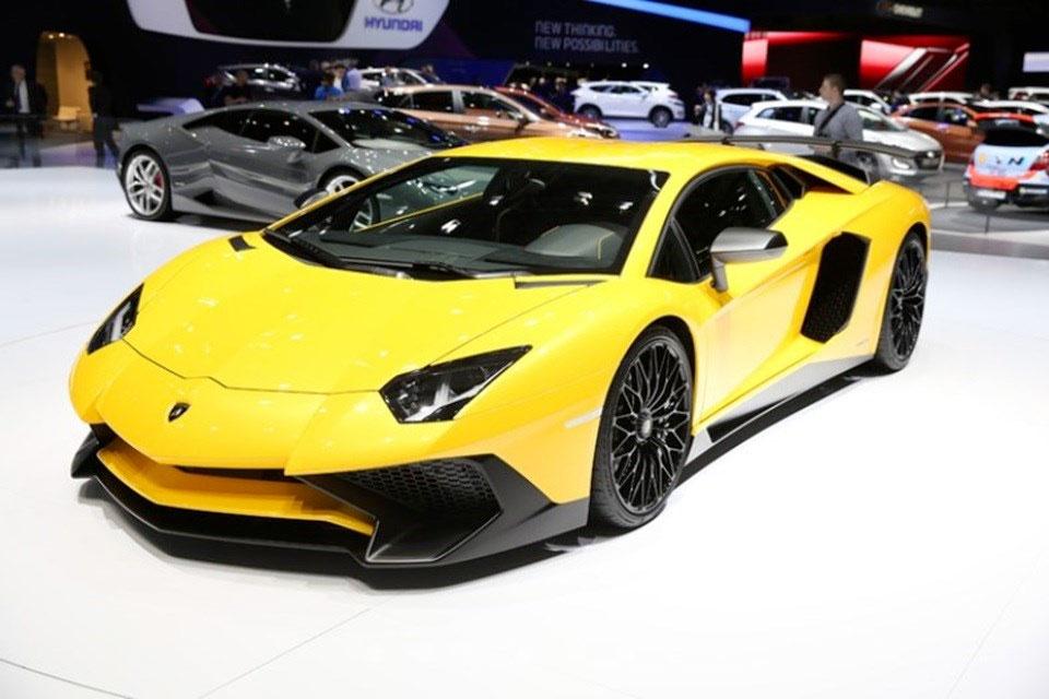 Imagem de Os 12 carros mais incríveis do Salão do Automóvel de Genebra 2015 no site TecMundo