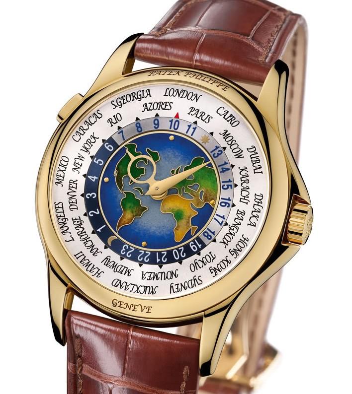 e99994adc Os registros indicam que o relógio foi criado especialmente para um  comprador anônimo