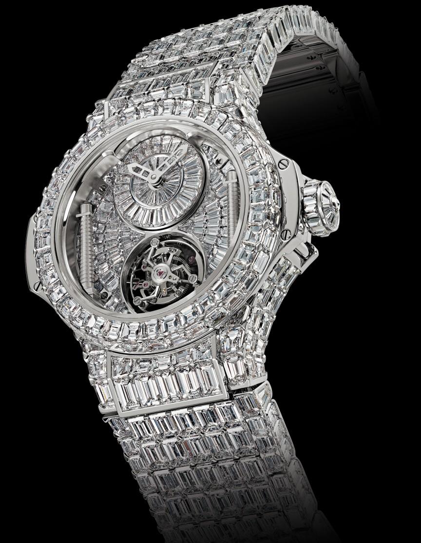 dd5b8d35bd4 Prepare o bolso para os 10 relógios mais caros do mundo - TecMundo