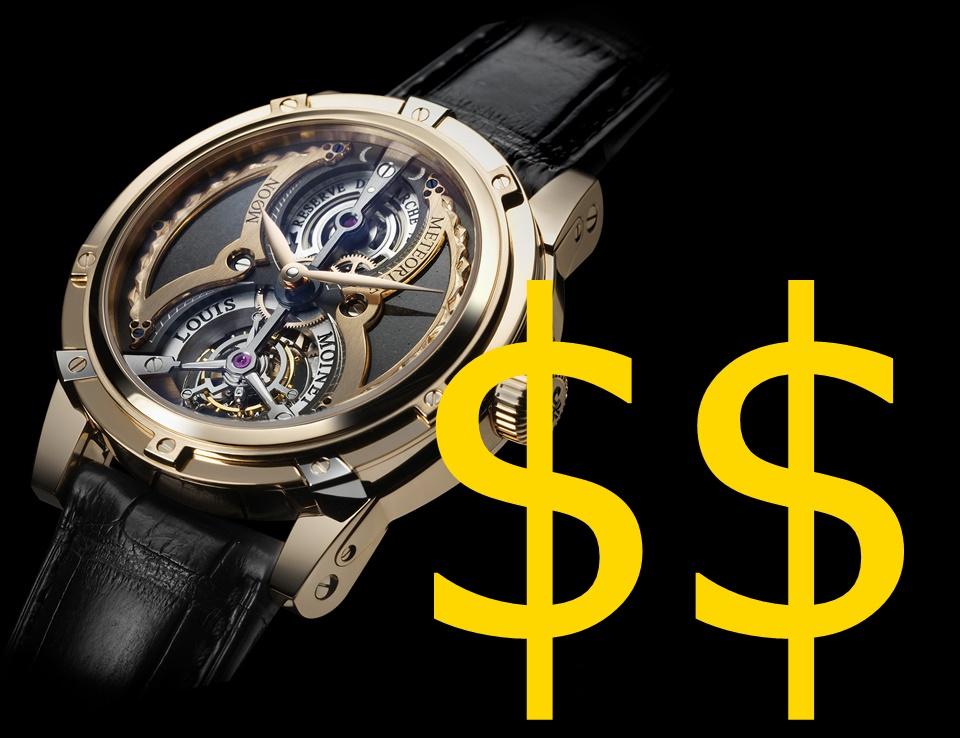 Imagem de Prepare o bolso para os 10 relógios mais caros do mundo no site TecMundo