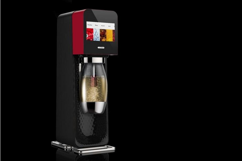 Imagem de Refrigerante de café? Máquina promete gaseificar qualquer líquido no site TecMundo