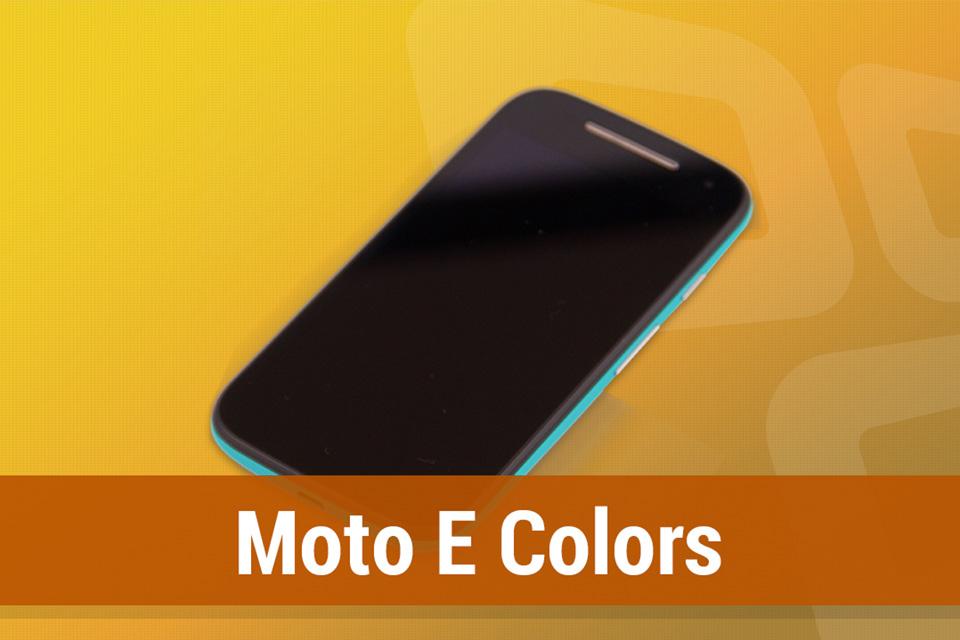 Imagem de Análise: smartphone Motorola Moto E 4G DTV Colors (2015) [vídeo] no site TecMundo