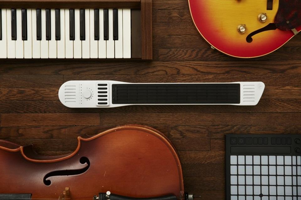 Imagem de Artiphon INSTRUMENT 1 é o dispositivo tudo em um para músicos no site TecMundo
