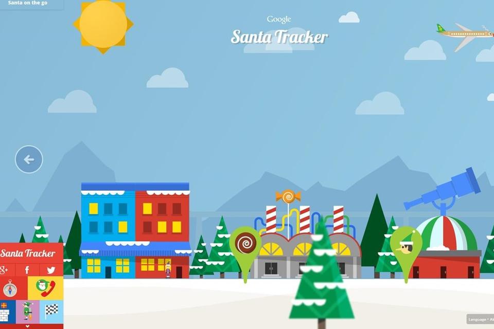 Imagem de Rastreador de Papai Noel da Google agora é open source no tecmundo