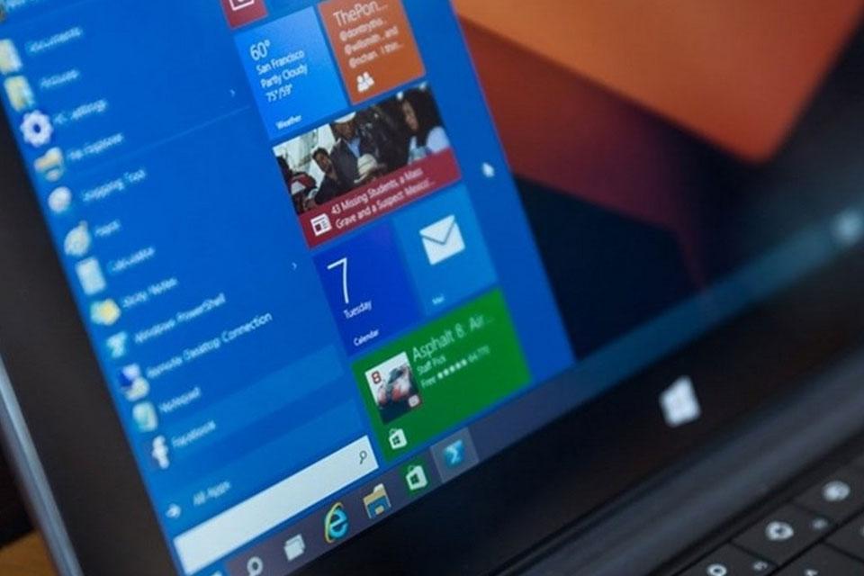 Imagem de Agora sim! Microsoft melhora experiência touchscreen no Windows 10 no tecmundo