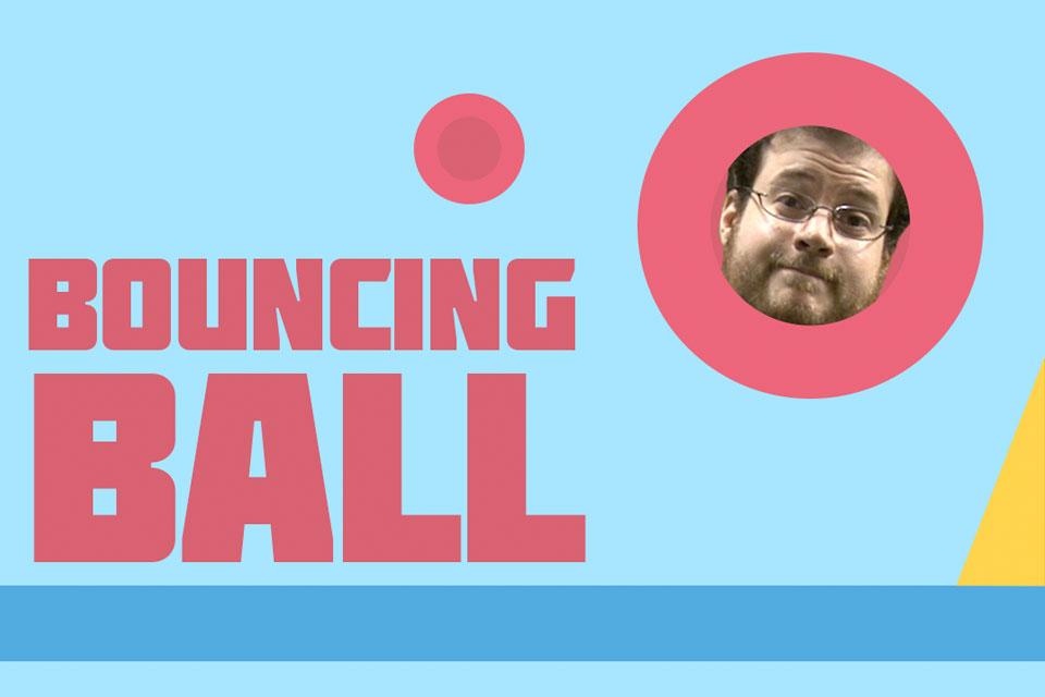 Imagem de Jogatina de Bolso: em Bouncing Ball o desafio é controlar o quique da bola no tecmundo