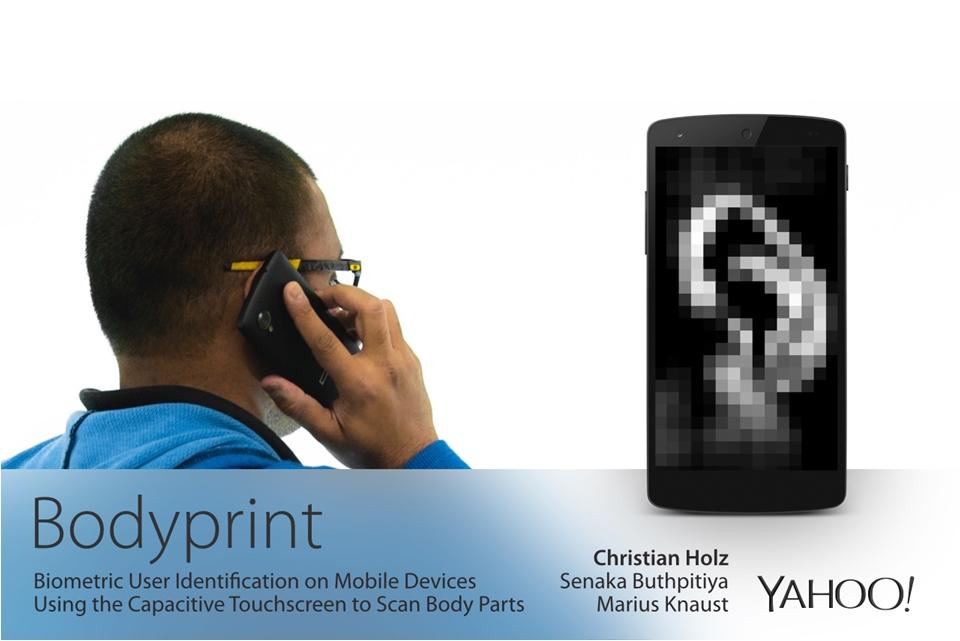 Imagem de Bodyprint: sistema usa orelha para desbloquear funções do celular [vídeo] no tecmundo