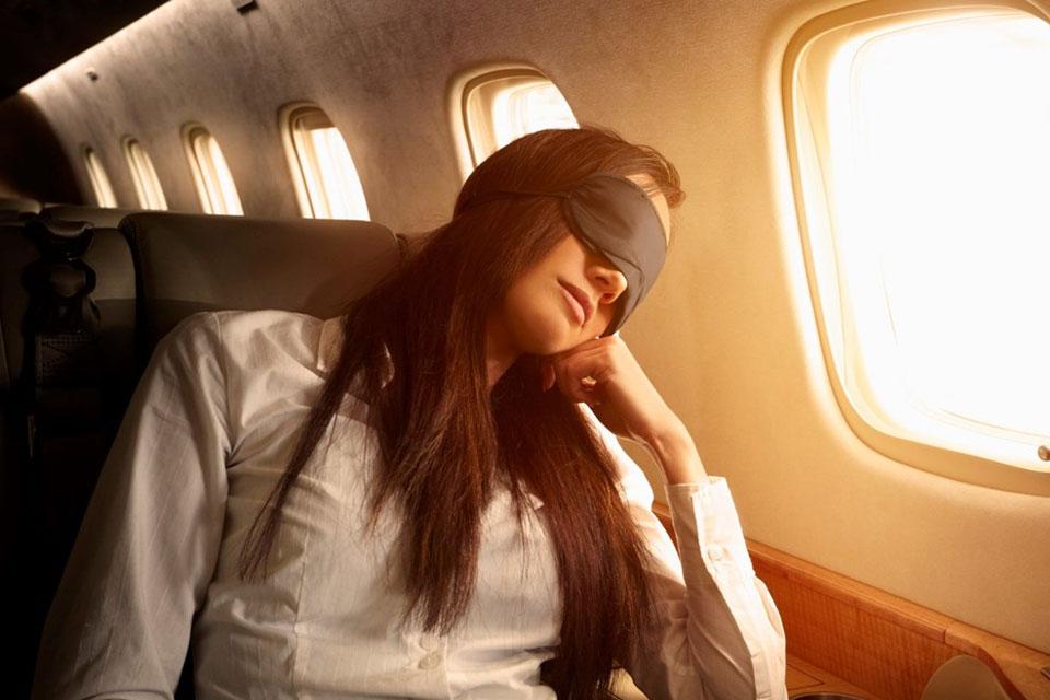 Imagem de Pesquisadores criam material que acaba com o barulho interno em aviões no tecmundo