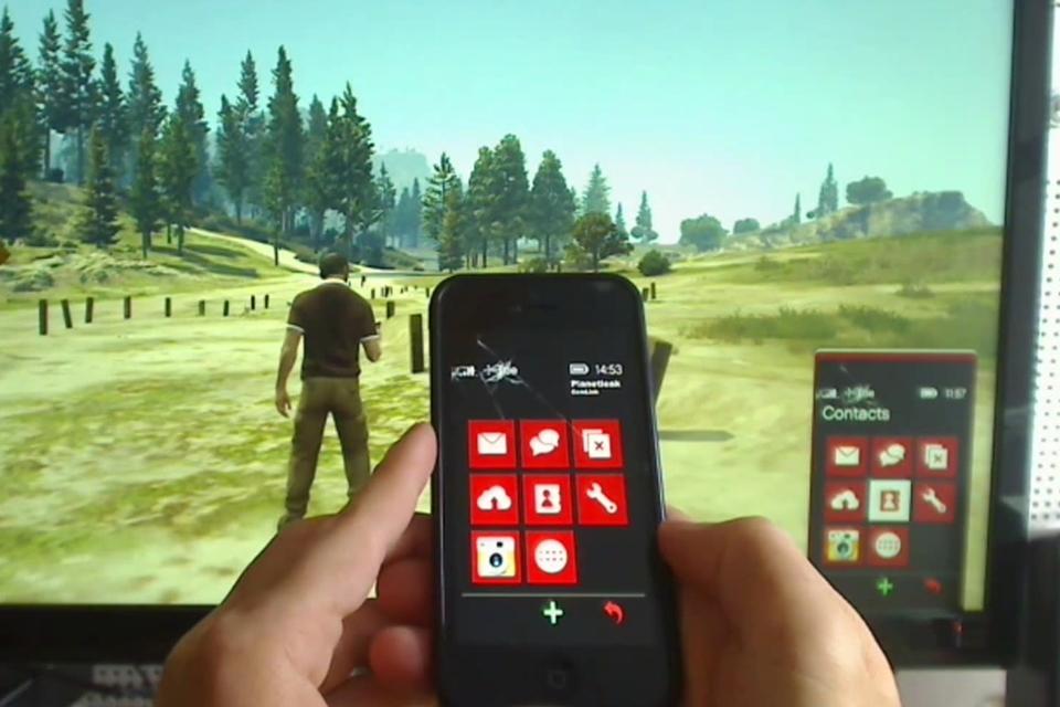 Imagem de GTA V: controle o celular dos personagens usando o seu smartphone [vídeo] no tecmundo