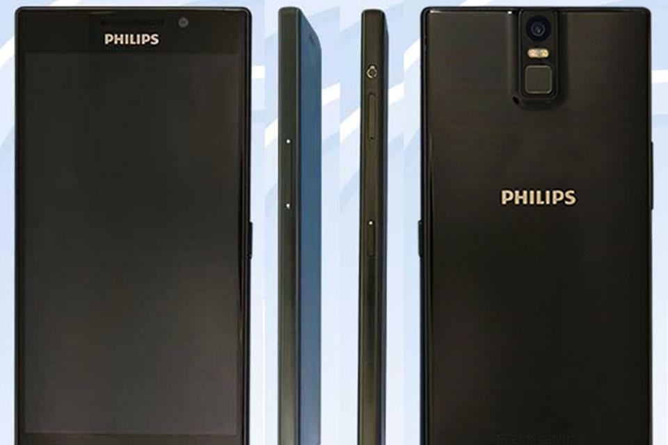 """Imagem de Na China, Philips registra celular """"i999"""" com tela 2K e 3GB de RAM  no tecmundo"""