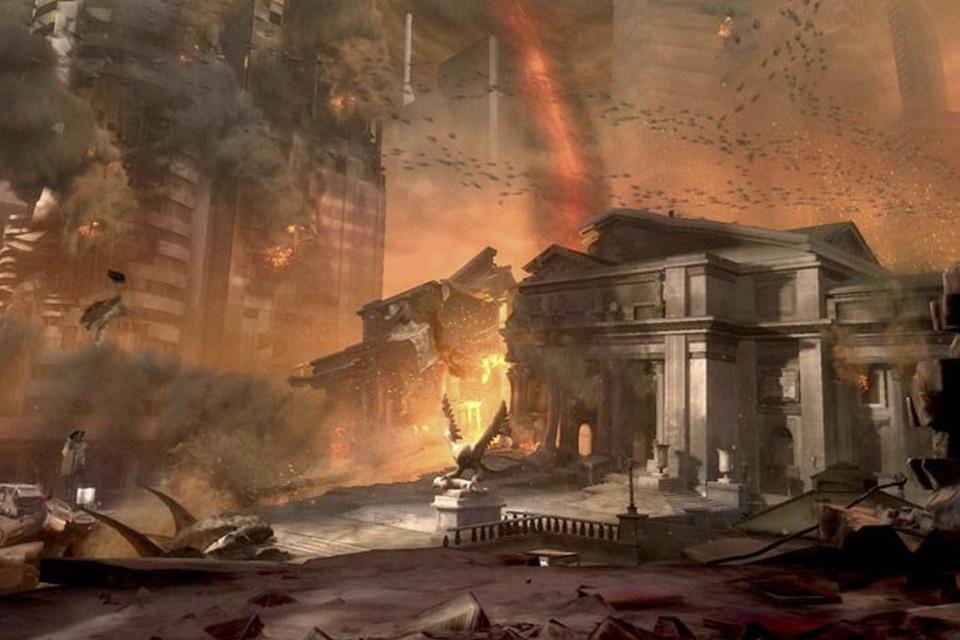 Imagem de Primeiro teaser de Doom surge e pré-anuncia demonstração completa na E3 no tecmundo