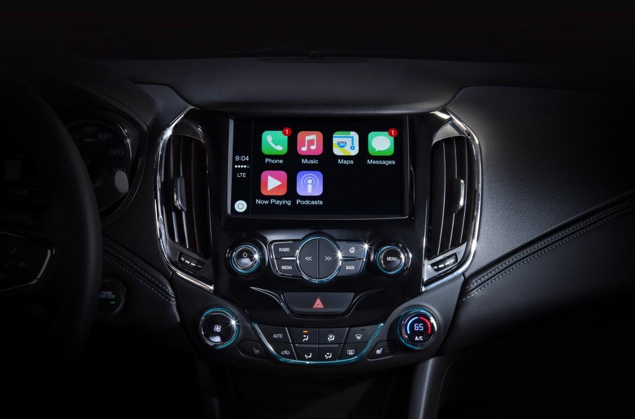 Imagem de Chevrolet: novo MyLink será compatível com Android Auto e Apple CarPlay no tecmundo