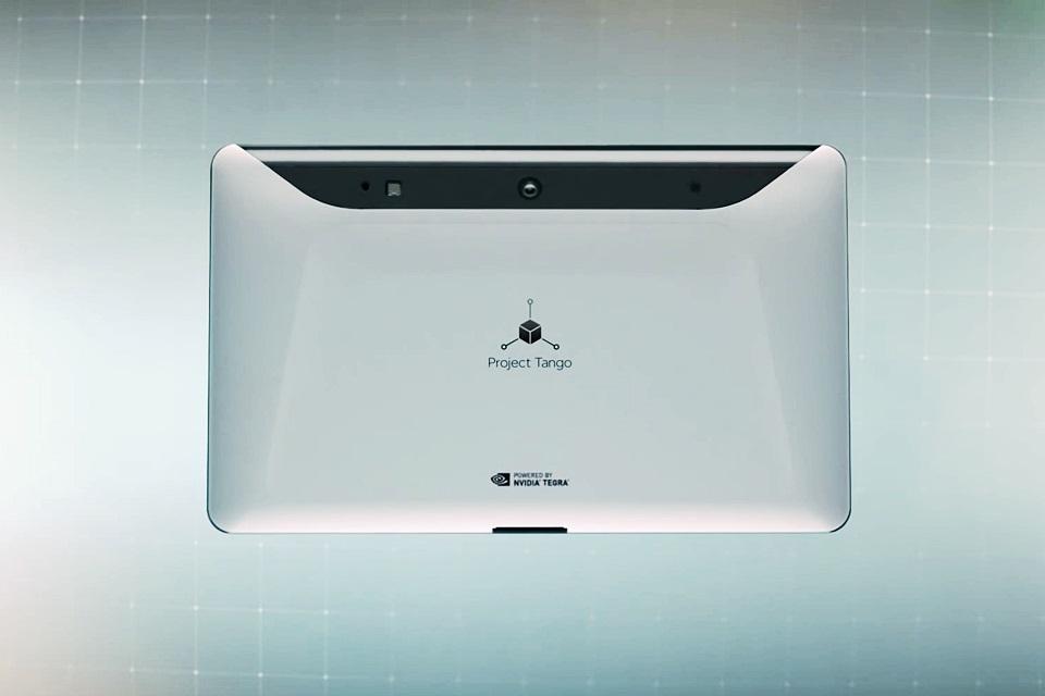 Imagem de Tá liberado: tablet do Project Tango disponível por US$ 512 na Google Store no tecmundo