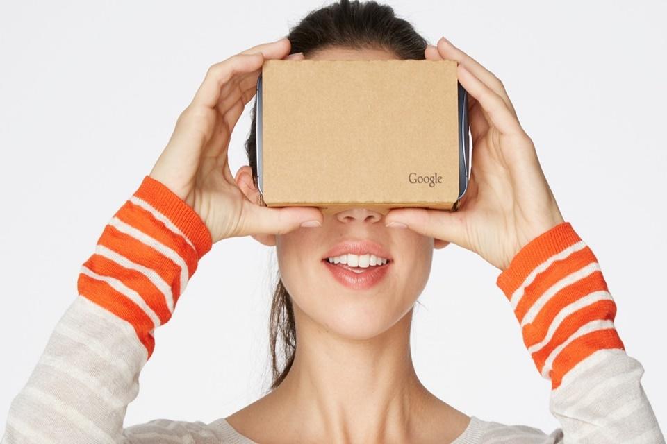 Imagem de Novo Google Cardboard é mais fácil de montar e aceita iPhone no tecmundo