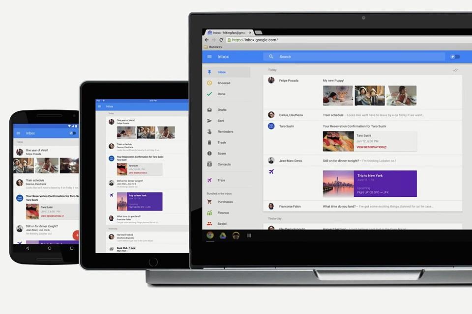 Imagem de Google libera o Inbox para todos e atualiza app com uma série de novidades no tecmundo