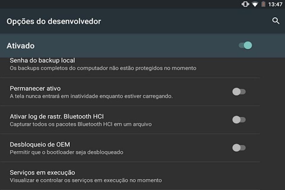 Imagem de Android M tem opção de temas para menus: claro, escuro e automático no tecmundo