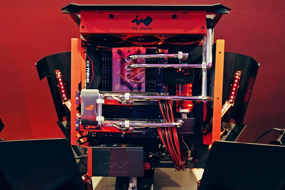 """Imagem de Computex 2015: ASUS aposta em case """"Transformer"""" que chega ainda este ano no tecmundo"""
