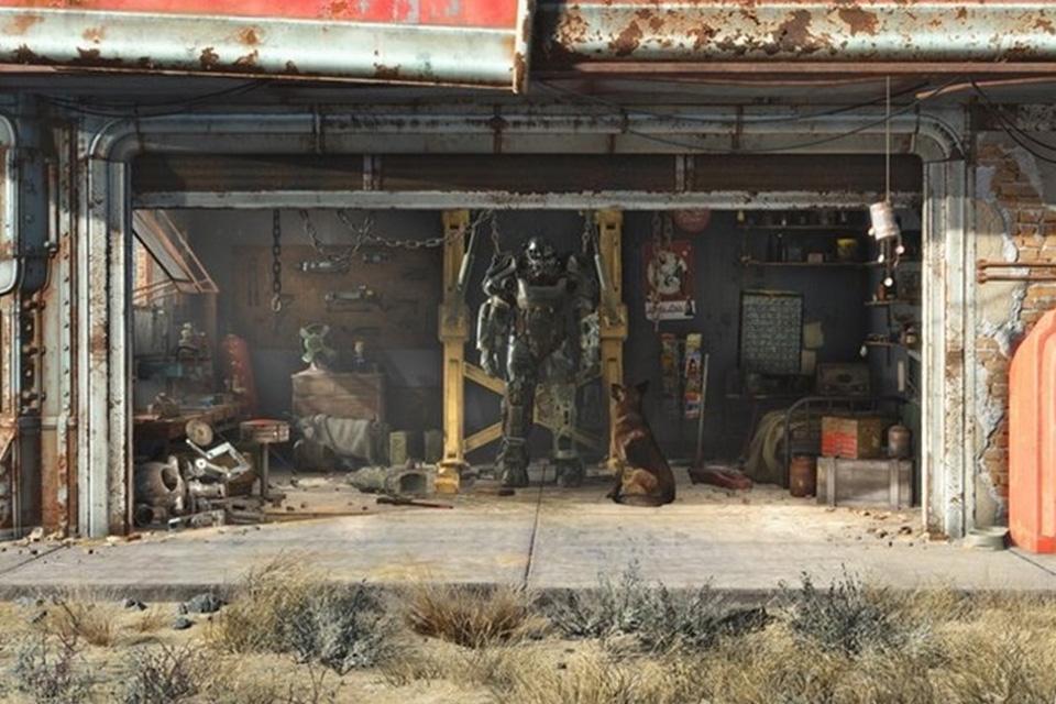 Imagem de É oficial: Fallout 4 é anunciado em trailer literalmente bombástico no tecmundo