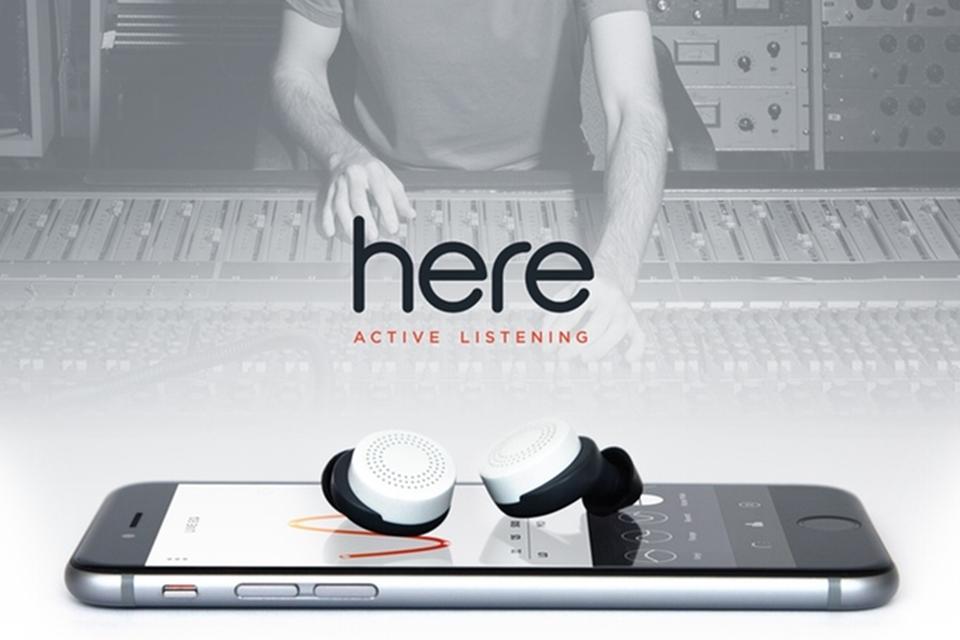 Imagem de Here Active Listening: fones de ouvido dão fim ao barulho do dia a dia no tecmundo