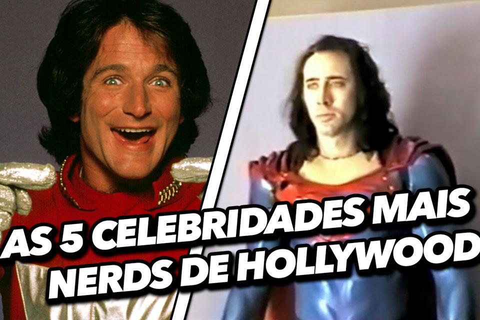 Imagem de As 5 celebridades mais nerds de Hollywood [vídeo] no tecmundo
