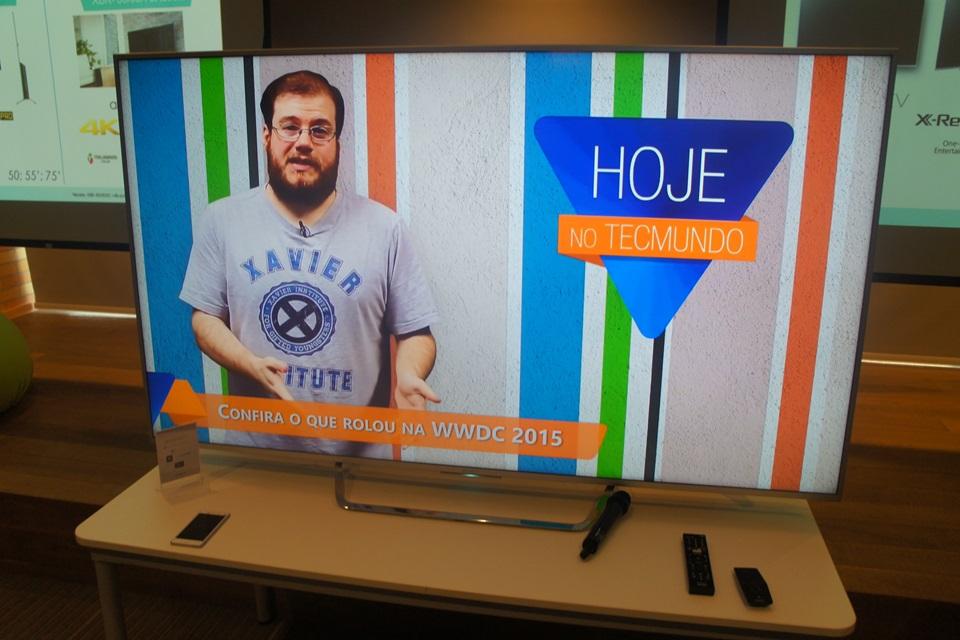 Imagem de Sony traz primeiros televisores com a plataforma Android TV ao Brasil no tecmundo
