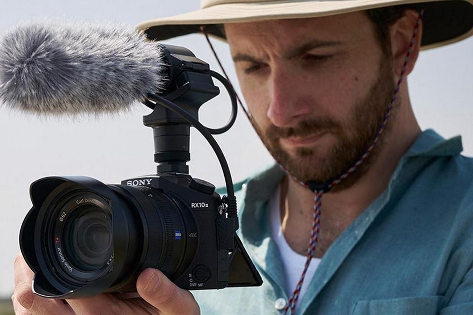 Imagem de Novas câmeras da Sony têm sensor pioneiro, filmam em 4K e a 960fps [vídeo] no tecmundo