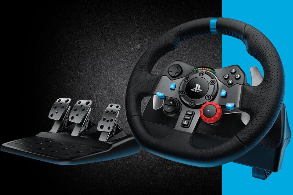 Imagem de Logitech anuncia novos volantes para PC, PS4, PS3 e Xbox One no tecmundo