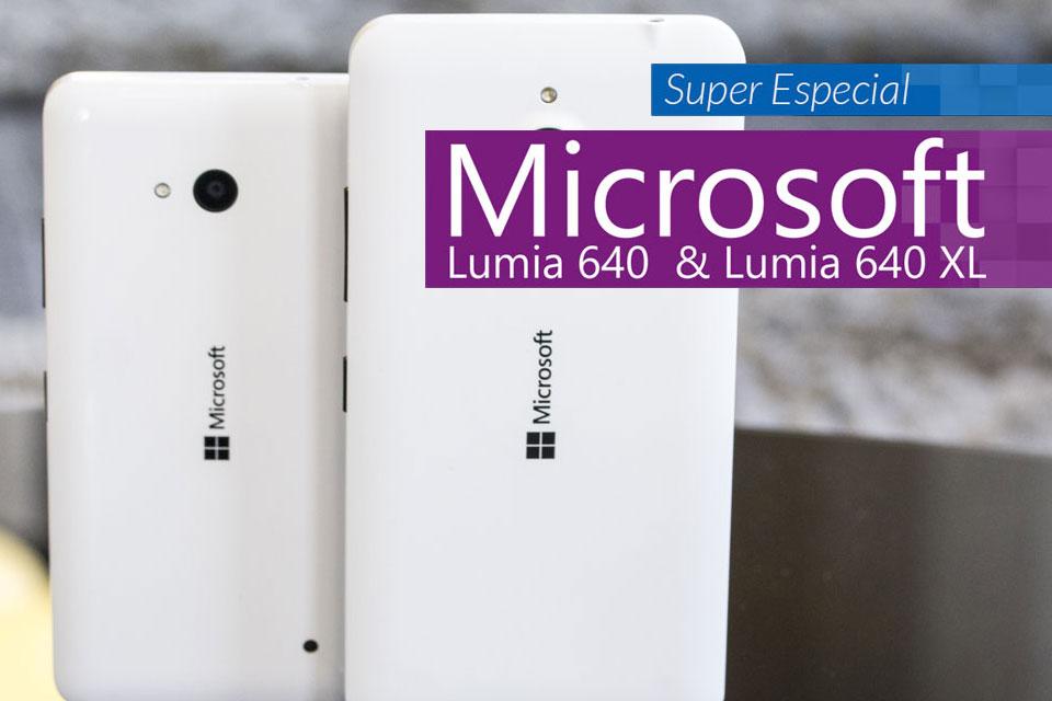 Imagem de Em breve... Super Especial da Microsoft para o Lumia 640 e o Lumia 640 XL no tecmundo