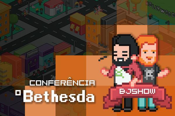 Imagem de E3 2015: Veja ao vivo a conferência da Bethesda no tecmundo