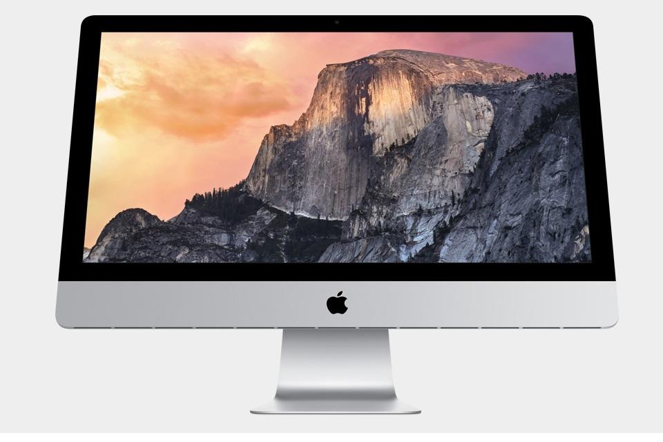 Imagem de Beta de OS X El Capitan mostra que Apple pode ter iMac com tela 4K no tecmundo
