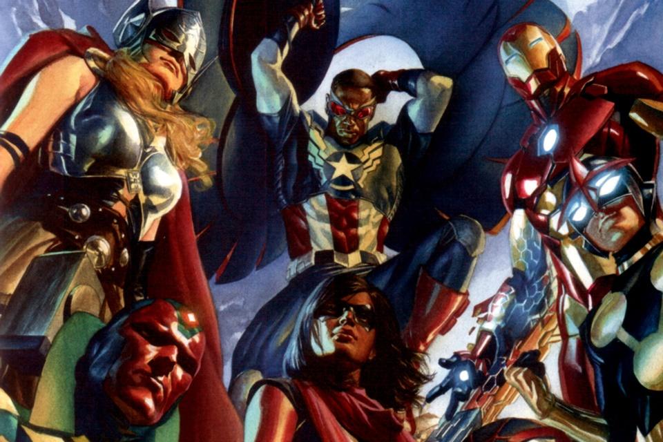 Imagem de O futuro da Marvel: capas revelam a legião de novos heróis da empresa no tecmundo