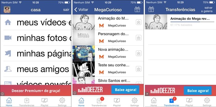 entrar no facebook login portugues