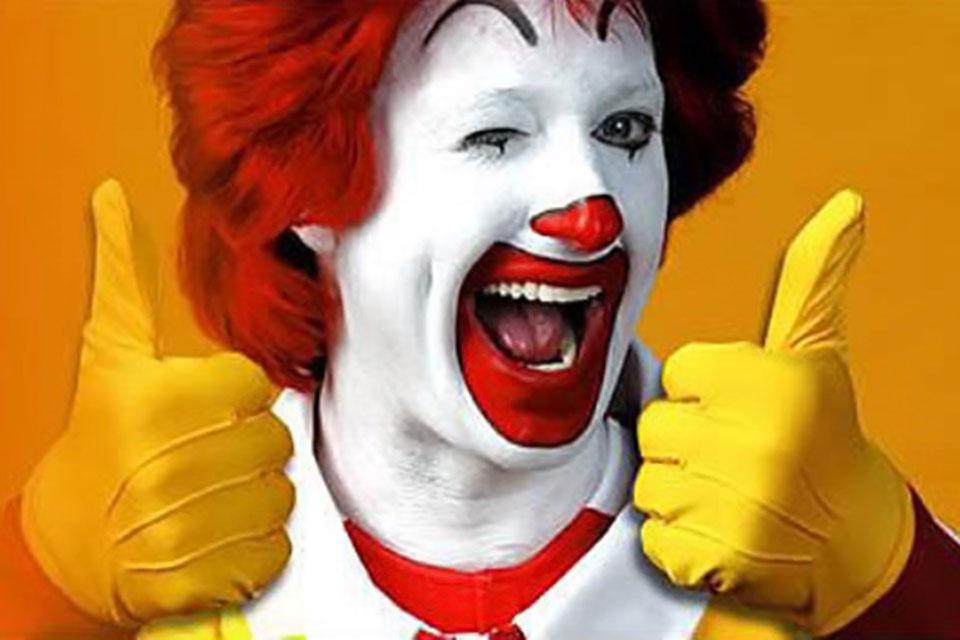 Imagem de Raio Gourmetizador em ação: McDonalds usa um look fashion na Holanda no tecmundo