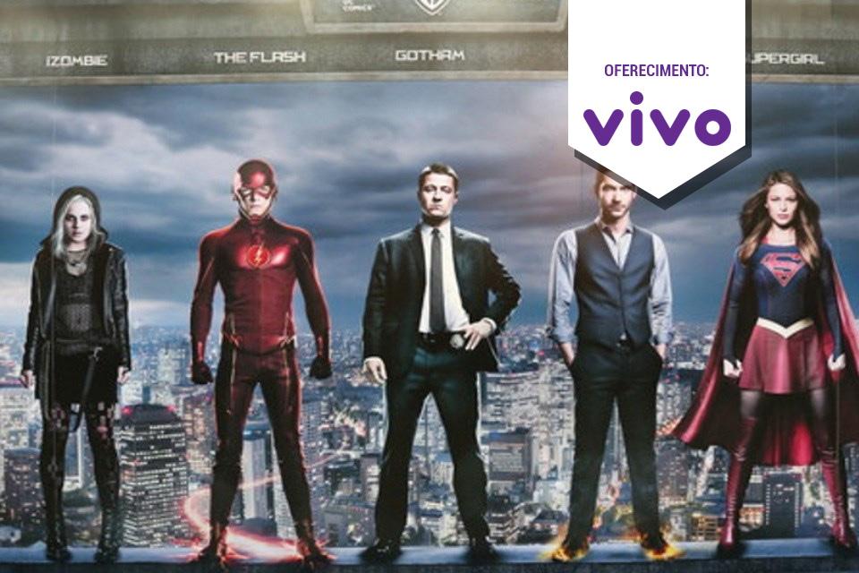 Imagem de Comic-Con: personagens da DC, Vertigo e Warner TV reunidos em cartaz no tecmundo