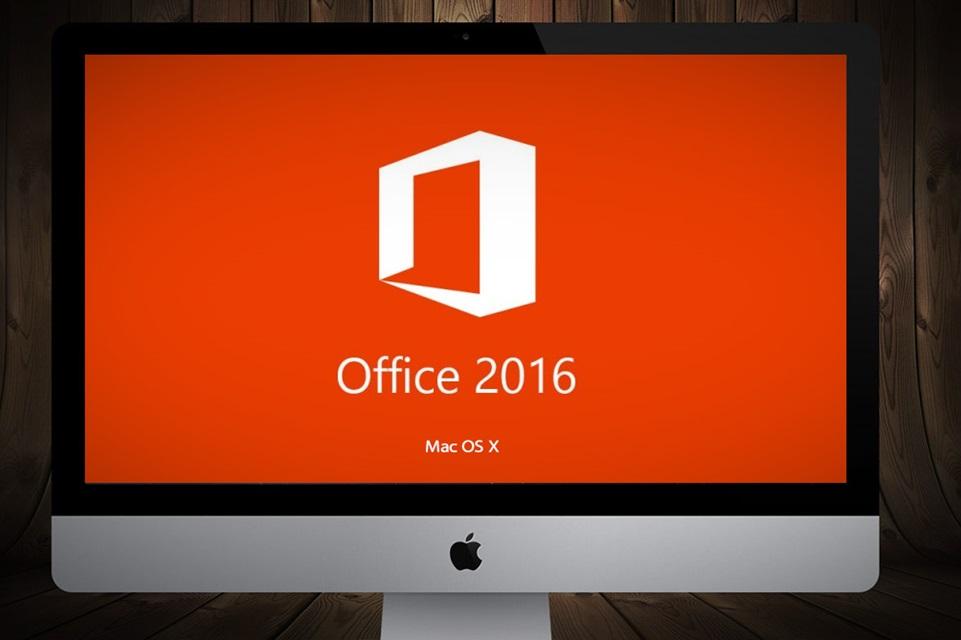 Imagem de Office 2016 é finalmente lançado para o Mac no tecmundo