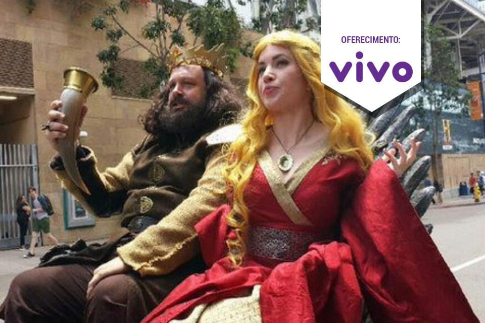 Imagem de Exposição de Game of Thrones na Comic-Con traz interações com os fãs no tecmundo