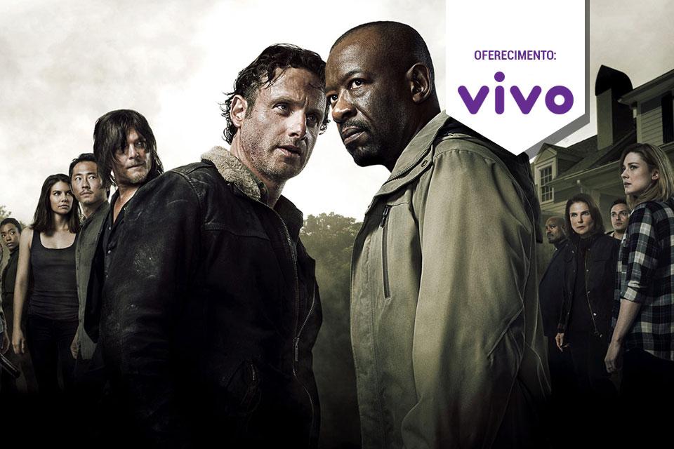 Imagem de The Walking Dead: vazou o épico trailer e a data de estreia da 6ª temporada no tecmundo
